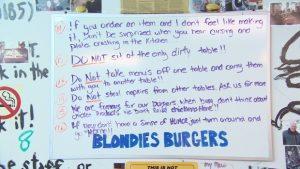 Blondies On Main
