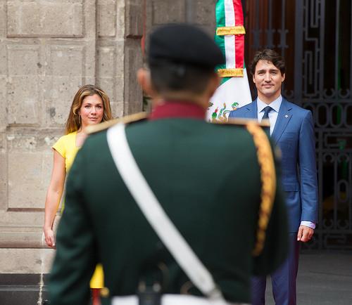 Visita Oficial del Primer Ministro de Canad, Justin Trudeau