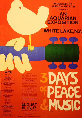 Woodstock Music Festival/1969